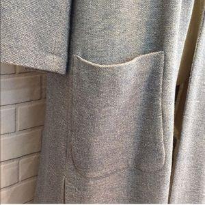 7db6b28d Zara Jackets & Coats   Nwt Oversized Long Maxi Coat Jacket Sm   Poshmark